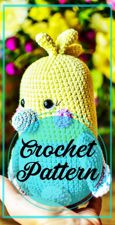 Cool Crochet Parrot Amigurumi Free Pattern