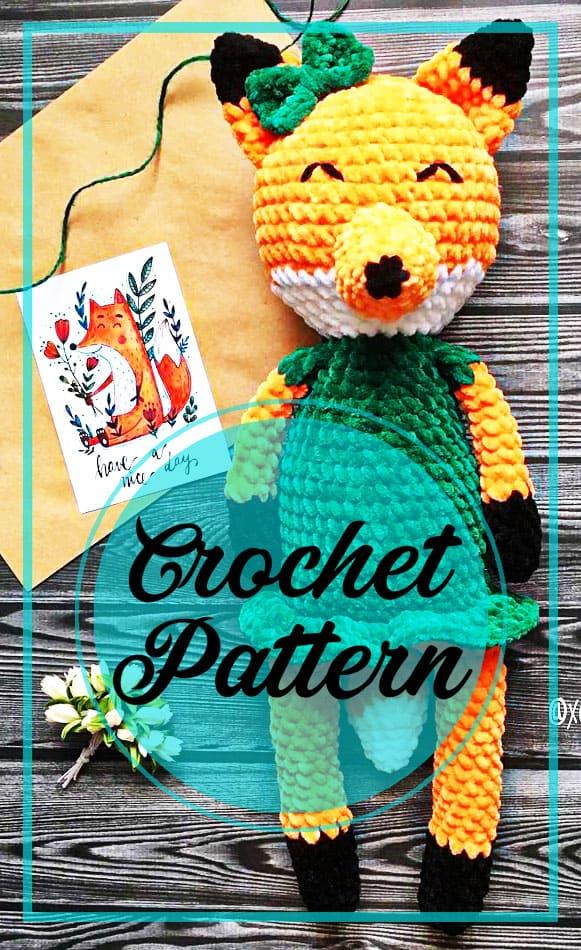 plush-fox-amigurumi-free-crochet-pattern