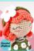 Daisy The Flower Elf Doll Amigurumi Free Pattern