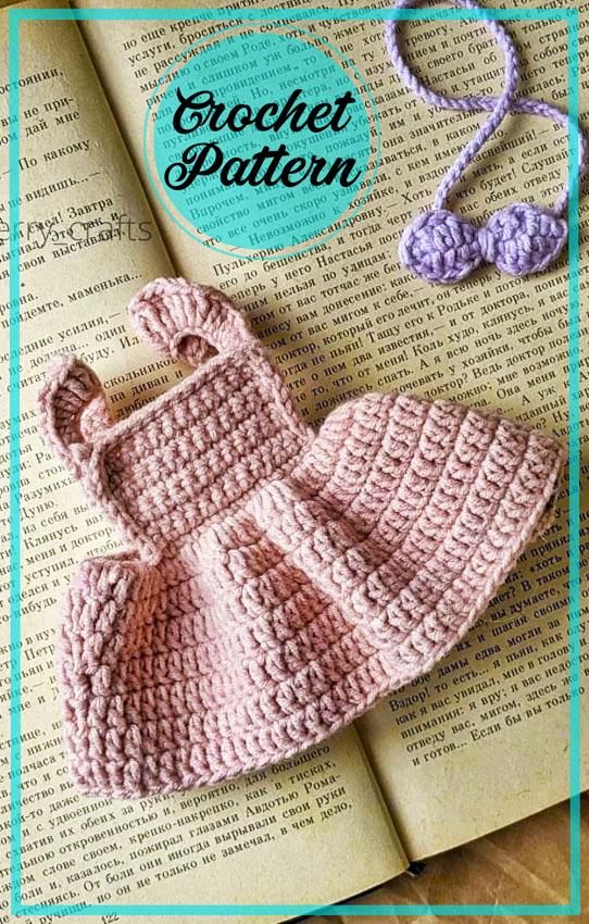 Mouse Flora Amigurumi Crochet Pattern
