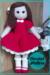 Cute doll amigurumi free pattern for beginner