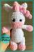 Little Plush Unicorn amigurumi crochet pattern