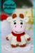 Kroshka Bull Amigurumi Free Pattern