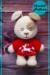 Cute little Dog Amigurumi free crochet pattern