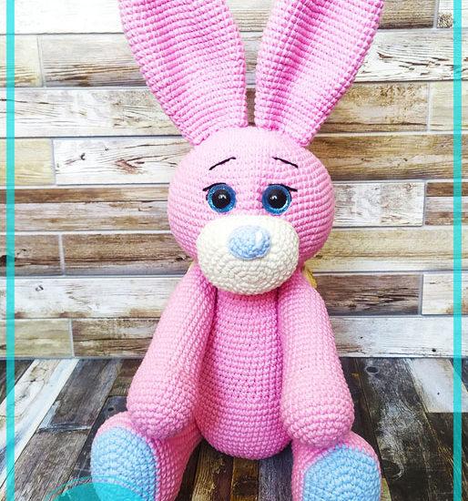 Bunny Baby Amigurumi crochet free pattern