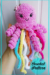 Cute Octopus Amigurumi Crochet Free Pattern