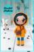 Lovely Doll Amigurumi free crochet pattern