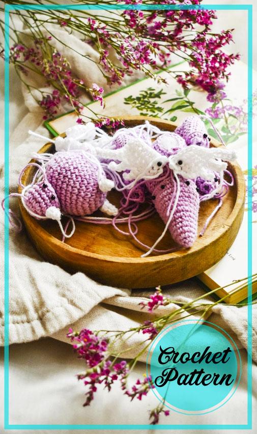Little Dragon Amigurumi free crochet pattern