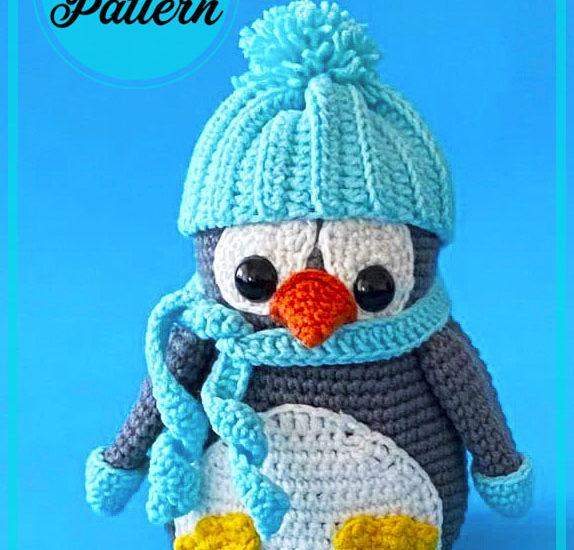 Crochet Penguin Amigurumi free pattern