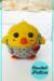 Little Chicken Amigurumi crochet pattern