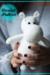 Moomin Amigurumi Free Crochet Pattern