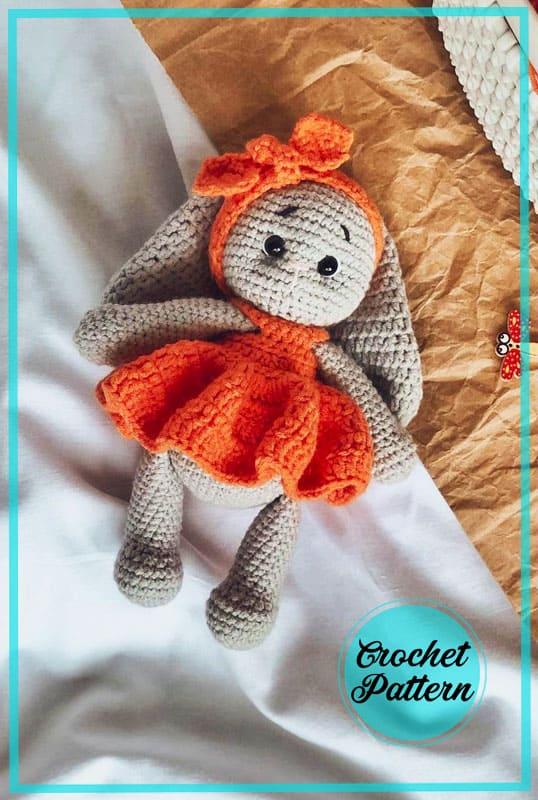 Bunny Lilith Amigurumi Crochet Free Pattern